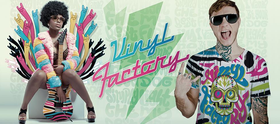 Vinyl Factory Descary Descary Optométristes opticiens Montréal, rue St-Denis 2