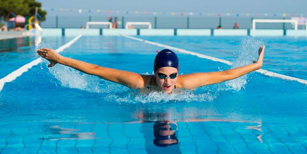 Lunette natation 1